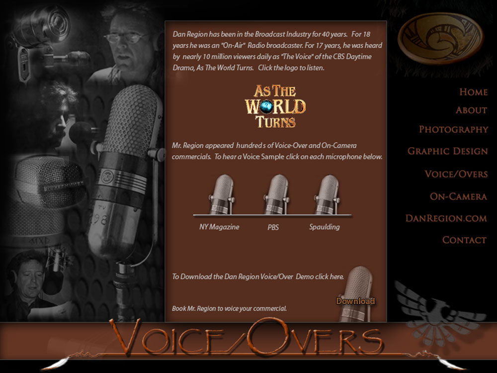 Voice/Overs
